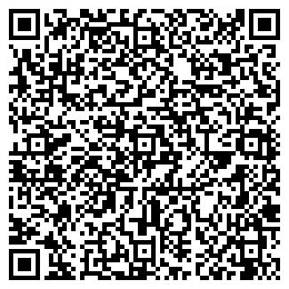 QR-код с контактной информацией организации a3studio