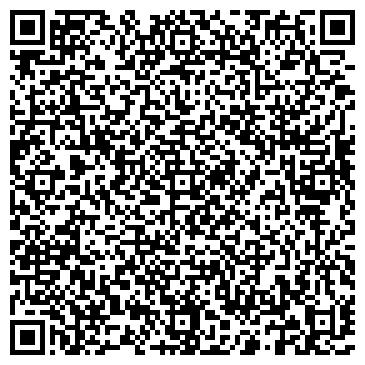 QR-код с контактной информацией организации Рекламное агенство AiM