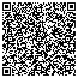 QR-код с контактной информацией организации Ритм