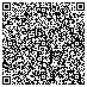 QR-код с контактной информацией организации LEDSky