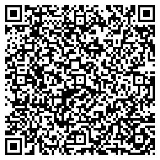 QR-код с контактной информацией организации ООО «TST»