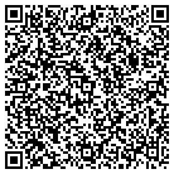 QR-код с контактной информацией организации Днепроресурс