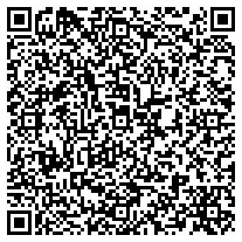 QR-код с контактной информацией организации Фитнес — клуб «ЭЛИС»