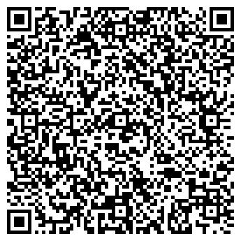 QR-код с контактной информацией организации Субъект предпринимательской деятельности ФЛП Проскурин
