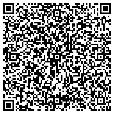 QR-код с контактной информацией организации Мастерская дизайна