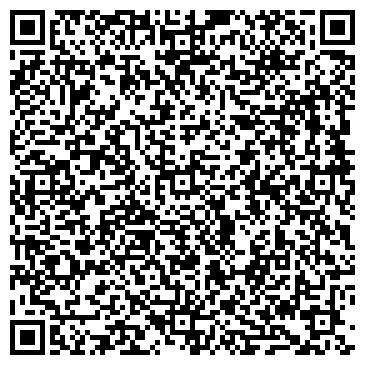 QR-код с контактной информацией организации Бизнес Реклама, РА