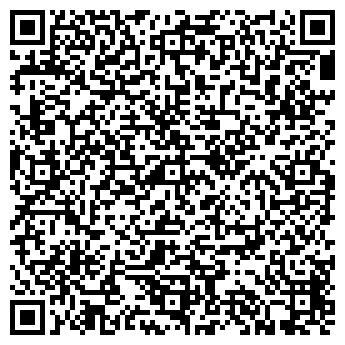 QR-код с контактной информацией организации Лелека ТО, СПД