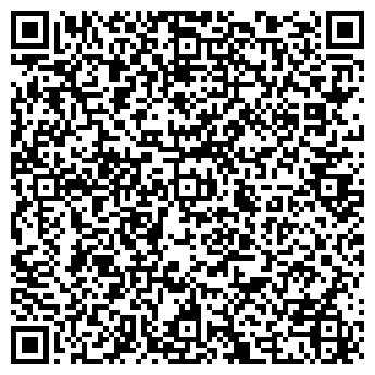 QR-код с контактной информацией организации Деникон, ЧАИ