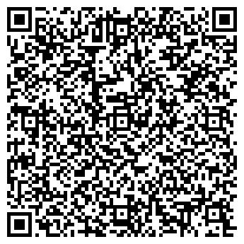 QR-код с контактной информацией организации Арчи - дизайн, ООО