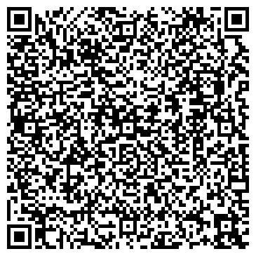 QR-код с контактной информацией организации Веб-студия REALCode