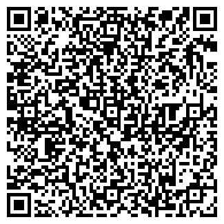 QR-код с контактной информацией организации HDTV
