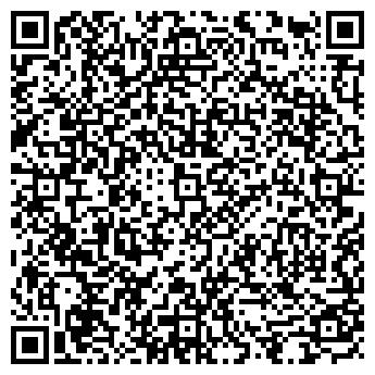 QR-код с контактной информацией организации DIZреклама