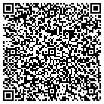 QR-код с контактной информацией организации TANDEM ART
