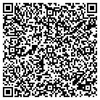 QR-код с контактной информацией организации Луверс, ООО
