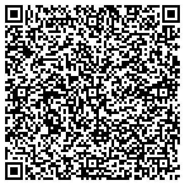 QR-код с контактной информацией организации Гал-Экспо, ЧАО