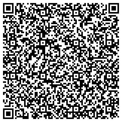 QR-код с контактной информацией организации Crea.TiFF group, строительно-рекламная фирма, ООО