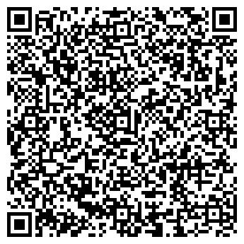 QR-код с контактной информацией организации Студия InkPixel, ЧП