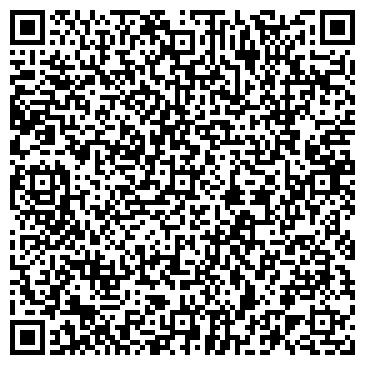 QR-код с контактной информацией организации ХайТекИндор, ООО