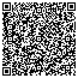 QR-код с контактной информацией организации Интера, ООО