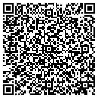 QR-код с контактной информацией организации ООО РА Чайка