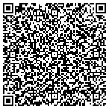 QR-код с контактной информацией организации Тонис-Центр, РТК, ЗАО
