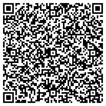 QR-код с контактной информацией организации География Успеха, РА
