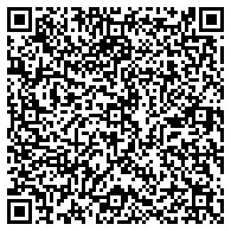 QR-код с контактной информацией организации Модерн Студия, ИП