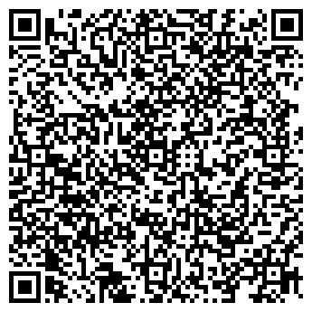QR-код с контактной информацией организации Новый эдем, ИП