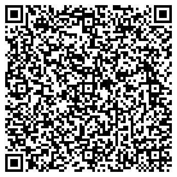 QR-код с контактной информацией организации Модный город, ТОО