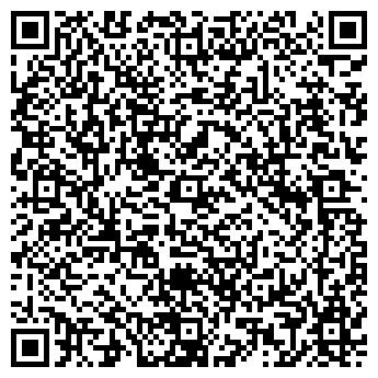 QR-код с контактной информацией организации Дизайн Центр, ИП