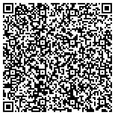 QR-код с контактной информацией организации АВ рекламное агентство, ТОО