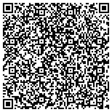 QR-код с контактной информацией организации Студия креативных идей (SCI), ТОО