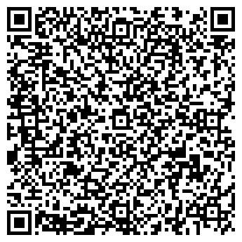 QR-код с контактной информацией организации Radius (Радиус), ИП
