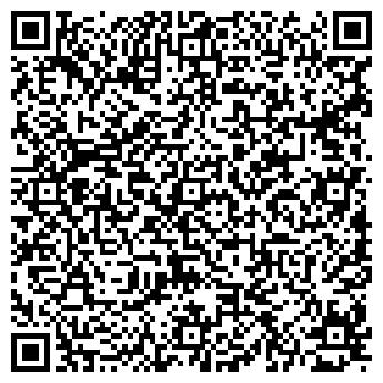 QR-код с контактной информацией организации Peakart (пиакарт), ИП