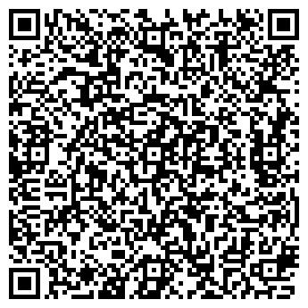 QR-код с контактной информацией организации 13 обезьян, ЧУП