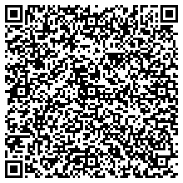 QR-код с контактной информацией организации Студия вышивки Жёлтый Кот, ИП
