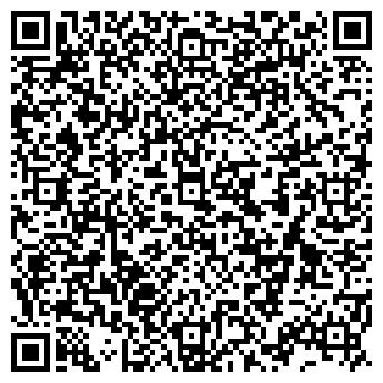 QR-код с контактной информацией организации MILART (Миларт), ИП