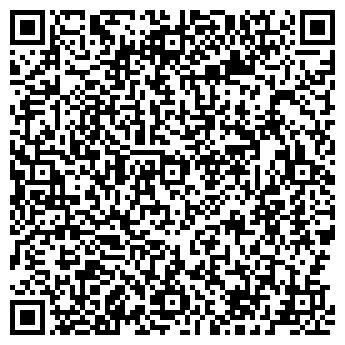 QR-код с контактной информацией организации ООО Абиксмедиа