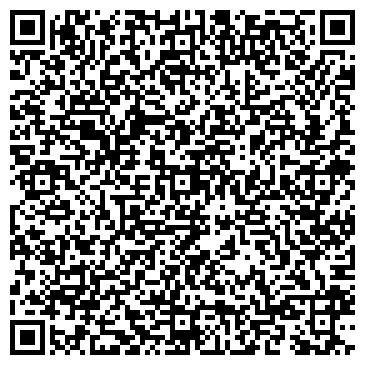 QR-код с контактной информацией организации Студия фотомоделей Glam, ИП