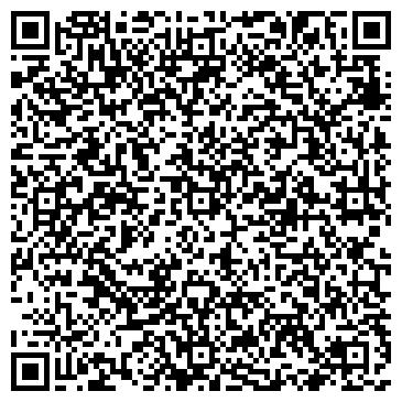 QR-код с контактной информацией организации Pr trend (Пр тренд), ИП