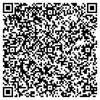 QR-код с контактной информацией организации Шоколадный фонтан, ИП