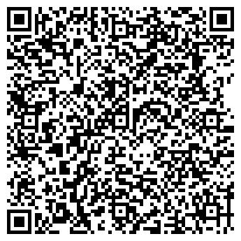 """QR-код с контактной информацией организации """"MAKE UP BY KIRA"""""""