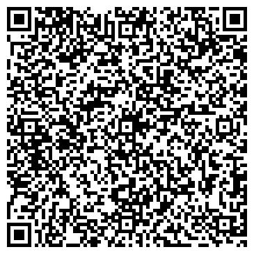 QR-код с контактной информацией организации Фитнес- клуб «Эдем»