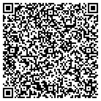 QR-код с контактной информацией организации Make-up studio