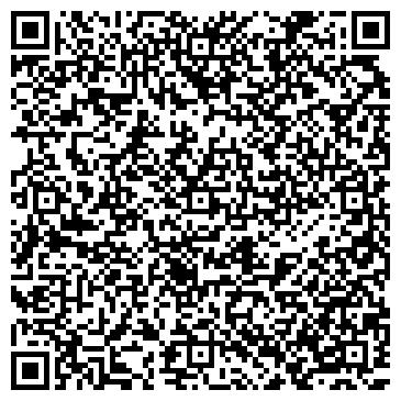 QR-код с контактной информацией организации Мобильный салон красоты Strekoza