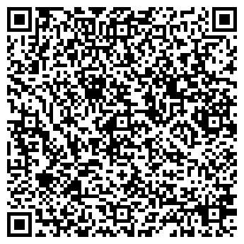 QR-код с контактной информацией организации Amedis