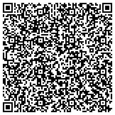 QR-код с контактной информацией организации Парикмахерская, салон красоты, интернет-магазин профкосметики