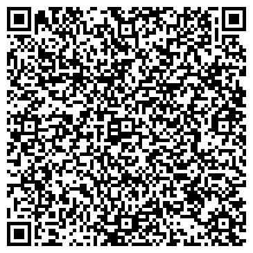 QR-код с контактной информацией организации Банно-оздоровительный комплекс «Банька»