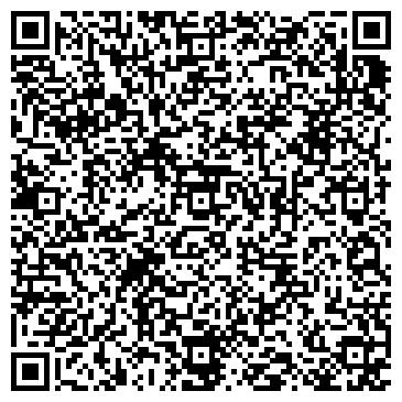 """QR-код с контактной информацией организации Салон красоты """"Magic Spika"""""""