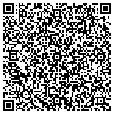 """QR-код с контактной информацией организации Салон красоты """"Матрёшка"""""""